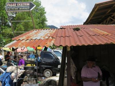 Pasar Ekstrim, Pasar Beriman, Timohon.